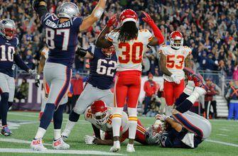 Offense keeps rolling, but Chiefs suffer first loss to Patriots