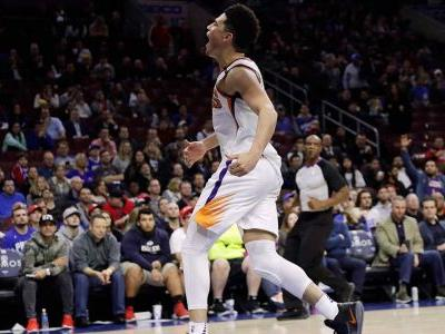 Suns' Devin Booker expected to miss 2-3 weeks with groin injury