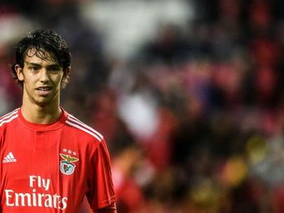 LIVE Transfer Talk: Manchester United to splash £100m for Benfica's Joao Felix