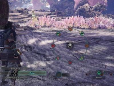 Learn How to Use the Monster Hunter: World Radial Menu