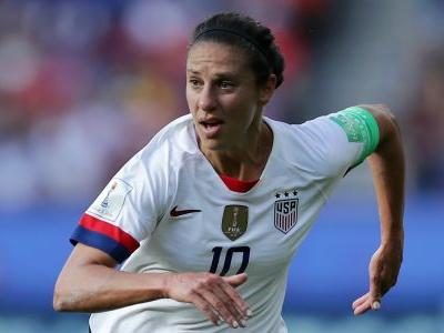Hall of Fame evaluator Gil Brandt says Bears should try out Carli Lloyd at kicker