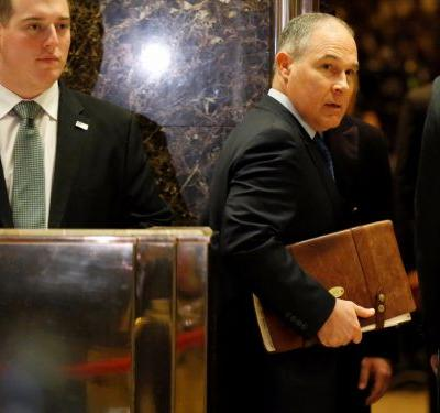 Scott Pruitt just resigned as head of the Environmental Protection Agency. Here's what we know about the man replacing him