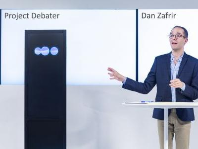 IBM's Project Debater is an AI that's ready to argue