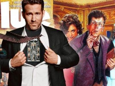 Ryan Reynolds Takes on Clue Remake, Signs Big Deal with Fox