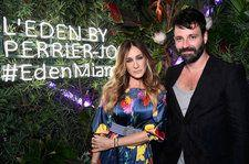 Sarah Jessica Parker Performs at Tropical 'L'Eden' Art Basel Opening in Miami