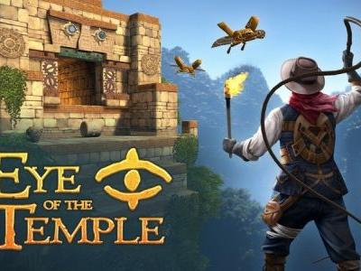 Eye of the Temple review: spelunking like Indiana Jones