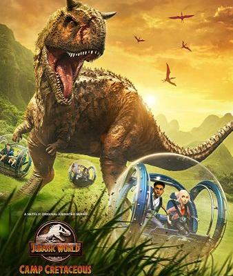 Jurassic World: Camp Cretaceous Review: An Exciting, Beautifully Rendered B-Movie