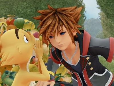 The director of Kingdom Hearts III has a message for fans worried about leaks