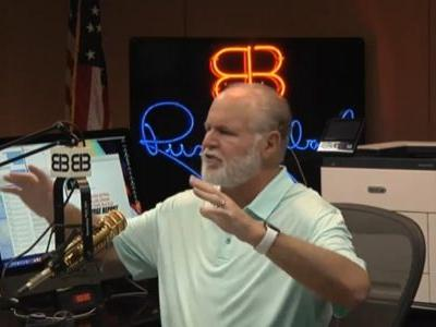 Rush Limbaugh Slams Trump Legal Team: 'They Promised Blockbuster Stuff and Then Nothing Happened'