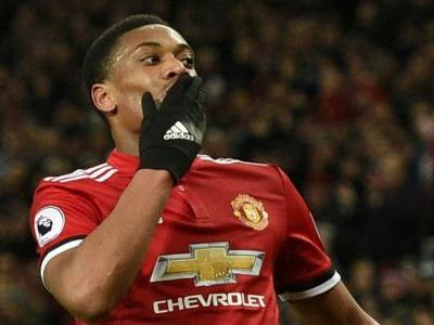 Martial's agent 'can't confirm' Man Utd stay amid links to Juventus