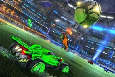 Weekend Double XP Bonus Begins in Rocket League