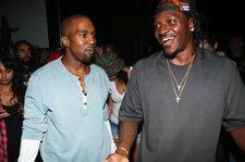 Kanye West Reveals Track Lists for Kid Cudi Joint Album & Pusha T's 'King Push' Project