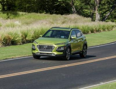 2018 Hyundai Kona First Drive: Molten Lava and Ancient Armor