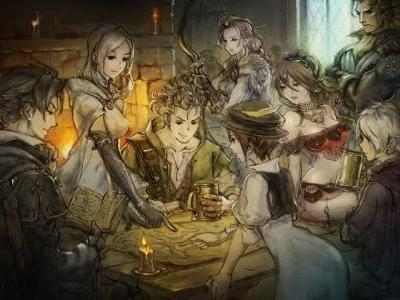 Octopath Traveler Info Details Battle Jobs, Secret Jobs, Party Chat