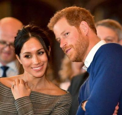 Prince Harry and Meghan Markle's unconventional wedding cake might break with royal tradition
