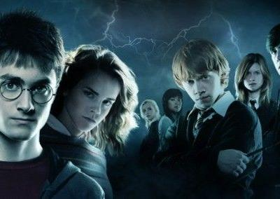 The Most Powerful Film Brands of All Time - Harry Potter, James