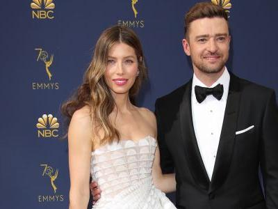 Is It Hot in Here Orrr. ? Justin Timberlake Posts Steamy Comment on Jessica Biel's PDA-Filled Insta Pic