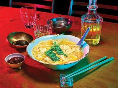 How to Make the Ultimate Cantonese-Style Wonton Noodle Soup