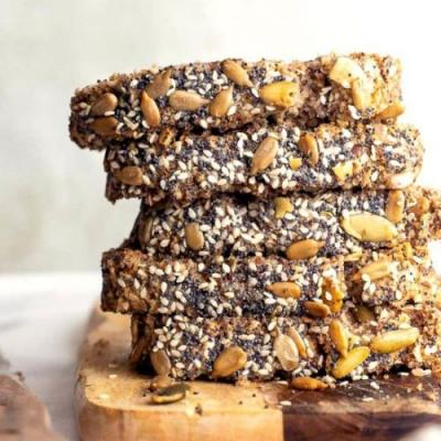 Low Carb Bread with Seeds