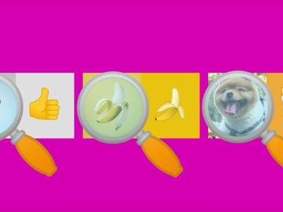 Google's emoji scavenger hunt AI experiment challenges you to find real-world emoticons