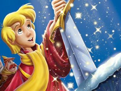 Disney Streaming Original Movies Include Sword in the Stone Remake