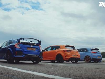 Watch The Honda Civic Type R Remind The World Of Its Power