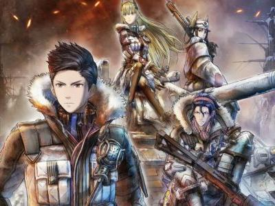 Valkyria Chronicles 4 demo pops out of nowhere