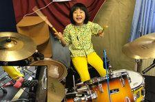 8-Year-Old Drummer Nails Led Zeppelin 'Good Times Bad Times' Drum Solo: Watch
