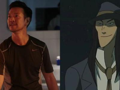 Louis Ozawa Changchien Cast as The Hat on Supergirl