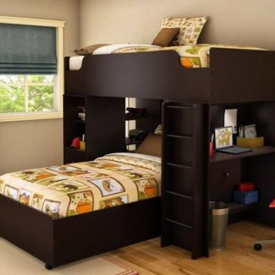 30 Luxury Bunk Bed and Desk Combo Pics