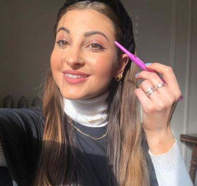 This $22 Triangle-Tipped Eyebrow Pencil Has Changed the Way I Shape and Fill My Brows