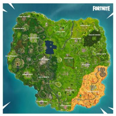 Fortnite's Map Gets Some Big Changes For Season 5