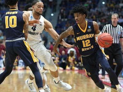 March Madness 2019: Ja Morant's rare triple-double wasn't a one-man show