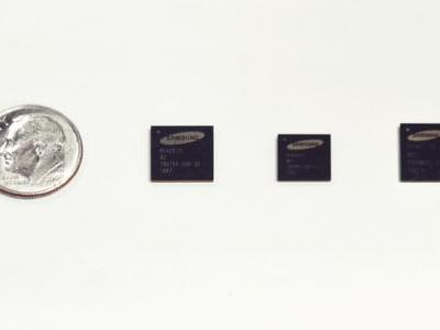 Samsung Shows Off Improved RF Hardware For 5G Networking