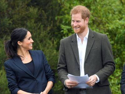 A Body Language Expert Explains Why Prince Harry And Meghan Markle Are Always Fiddling With Their Wedding Rings