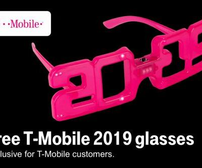 T-Mobile Tuesday gifts will include a free pair of T-Mo 2019 glasses next week