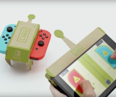 Nintendo Labo pre-orders now open, get the Switch accessories everyone's talking about
