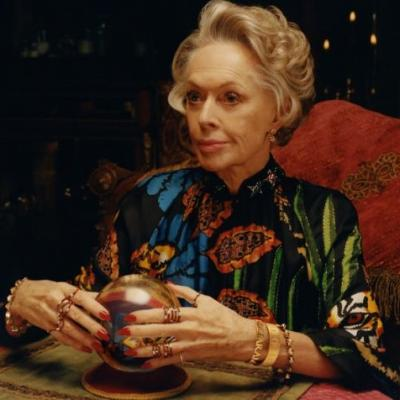Gucci casts legendary actress Tippi Hedren for its latest campaign