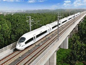 China fulfils need for speed by creating world's largest bullet train network