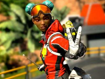 How're you liking Apex Legends and battle royale in general?