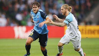 Sydney FC fall short in FFA Cup final
