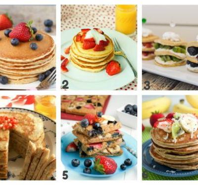 23 Homemade Pancake Recipes Your Kids Will Love