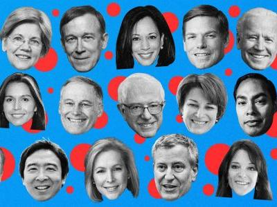 NBC announces lineup of Democrats for each night of first 2020 debate