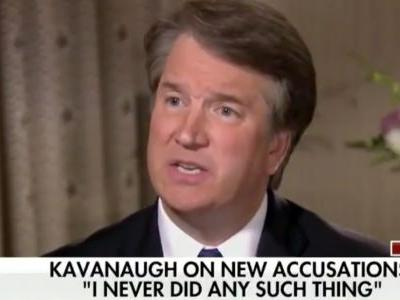 Christine Blasey Ford 'was not a friend': Brett Kavanaugh says he doesn't recall meeting his accuser, denies having seen sexual misconduct