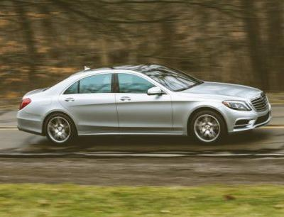 It's Simply the Best: 2017 Mercedes-Benz S-class In-Depth Review