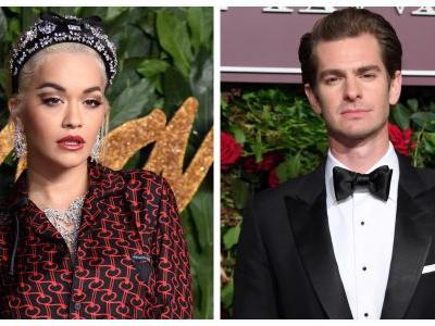 Heating Up? Rita Ora And Actor Andrew Garfield Spotted Looking Cozy In London