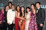 The Crazy Rich Asians Cast Looked Crazy Good at the Critics' Choice Awards