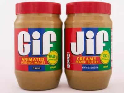Jif settles the great pronunciation debate with a GIF peanut butter jar