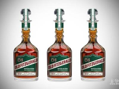 Welcome to Heaven: Heaven Hill Distillery's Old Fitzgerald Bourbon Whiskey