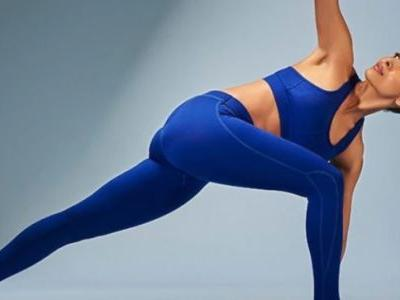 Malaika Arora does Parivrtta Parsvakonasana in new pic. Says, excellent for sculpted abs